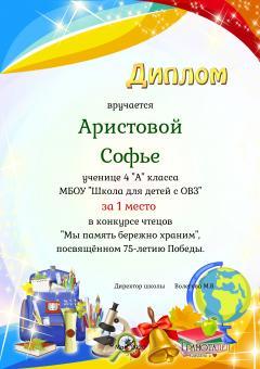 Диплом_Аристова